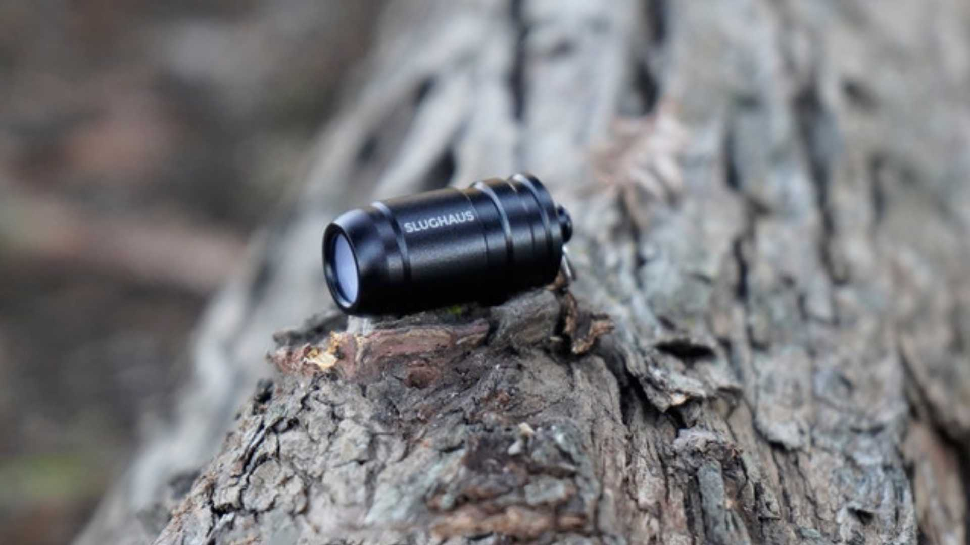 BULL3T, insanely powerful mini bullet light
