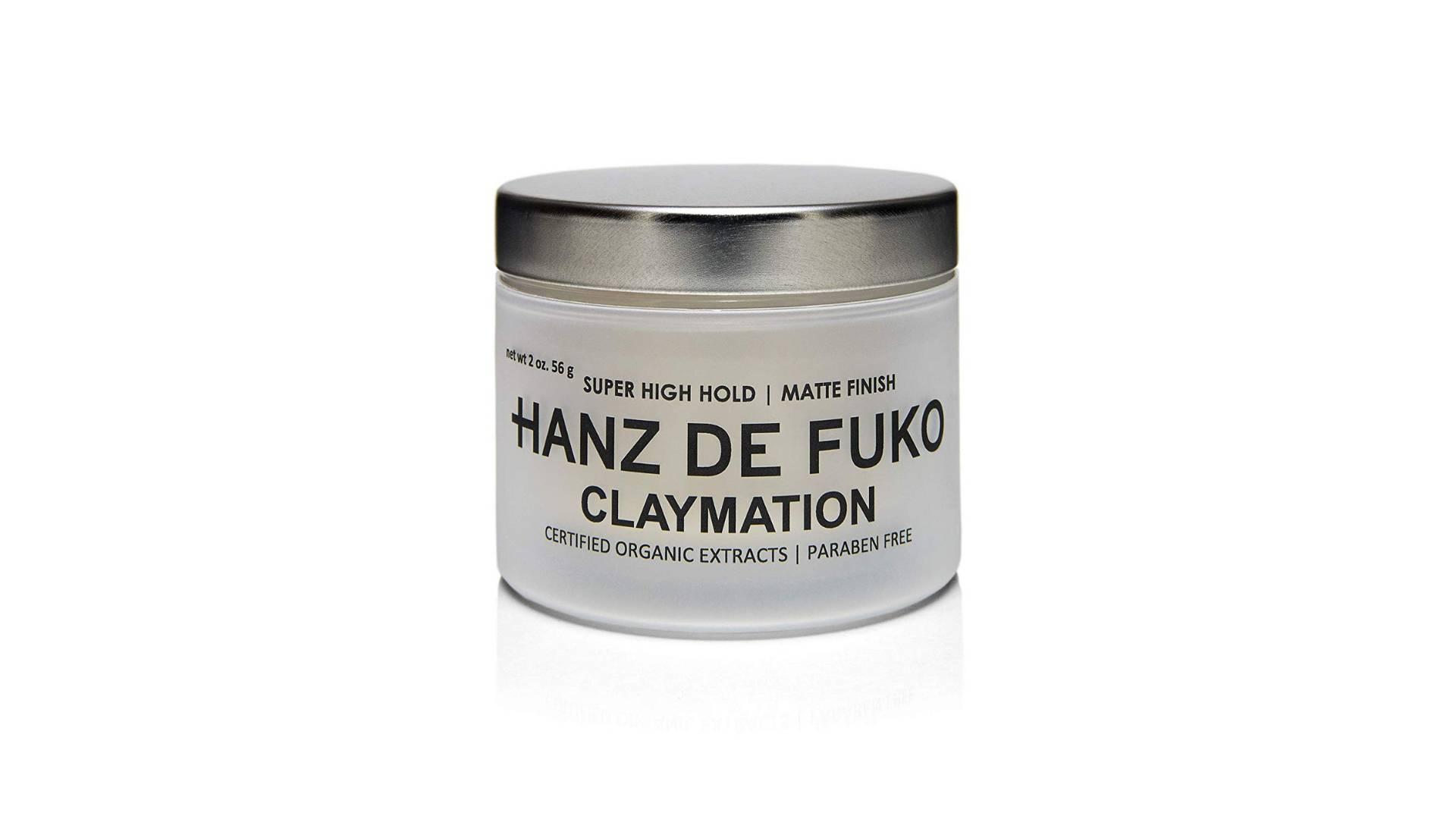 Best Hair Clay For Men - HANZ DE FUKO CLAYMATION