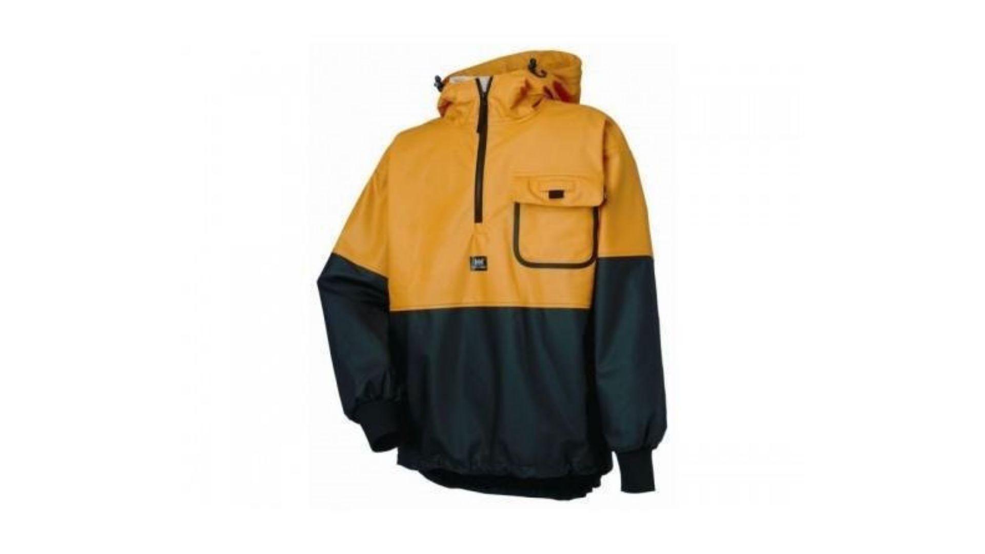 Men's Waterproof Anorak Jacket
