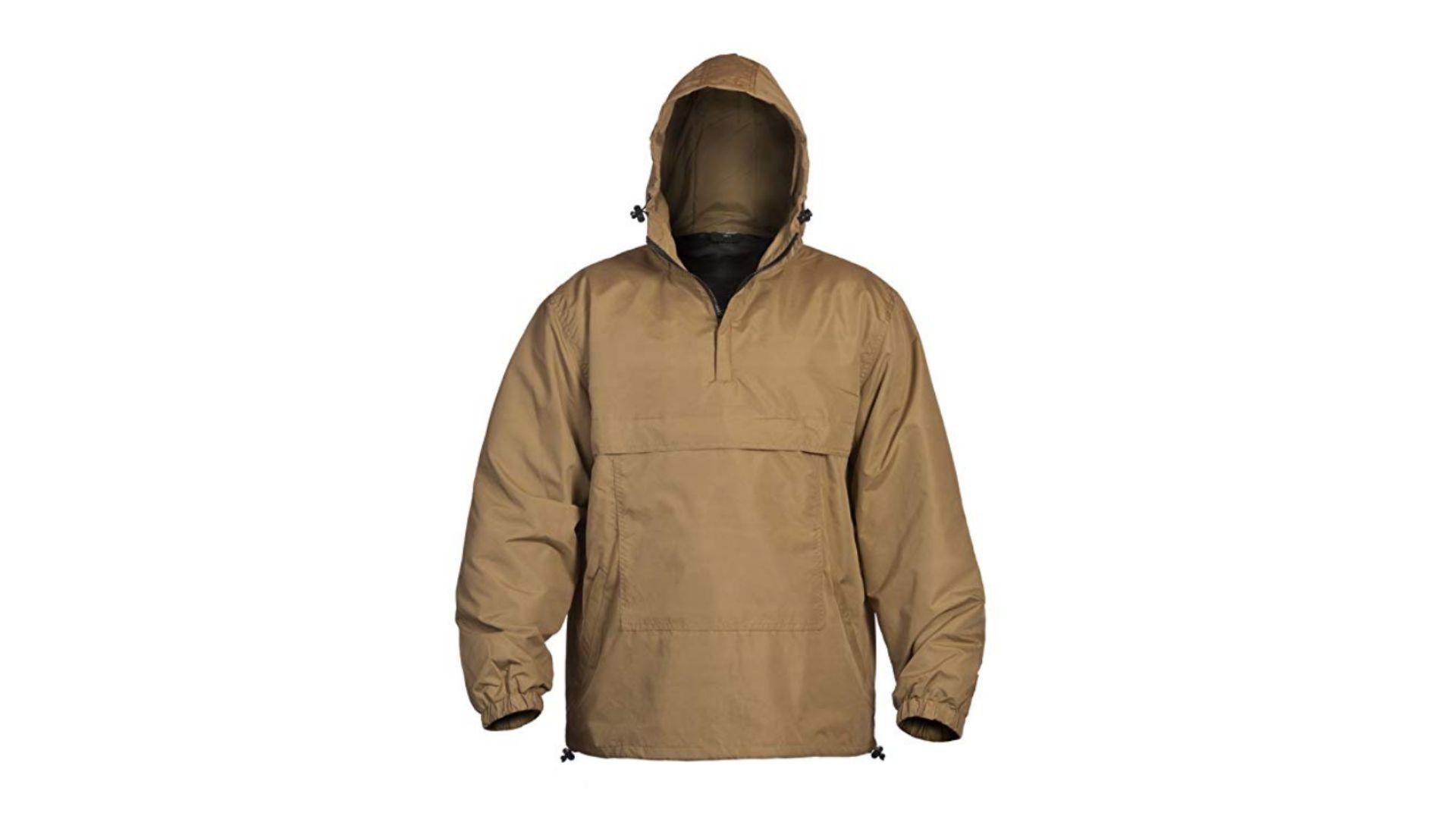 Combat Summer Anorak Weather Jacket