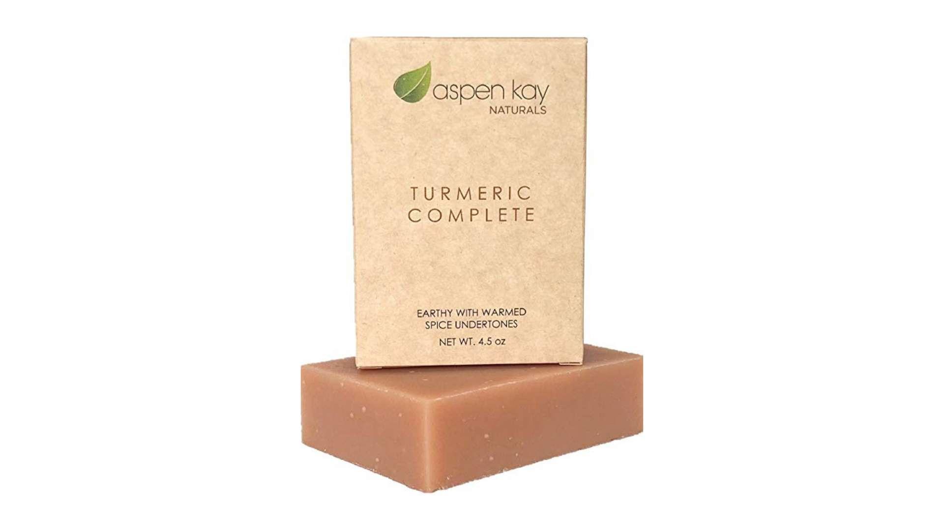 Aspen Kay Naturals Organic Soap