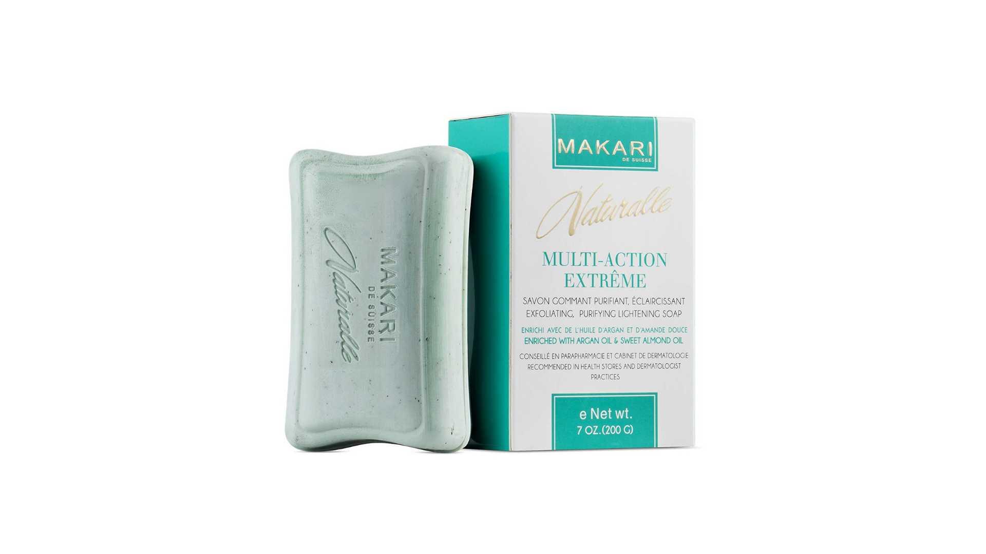 Makari Naturalle Multi-Action Extreme Skin Lightening Exfoliating Soap