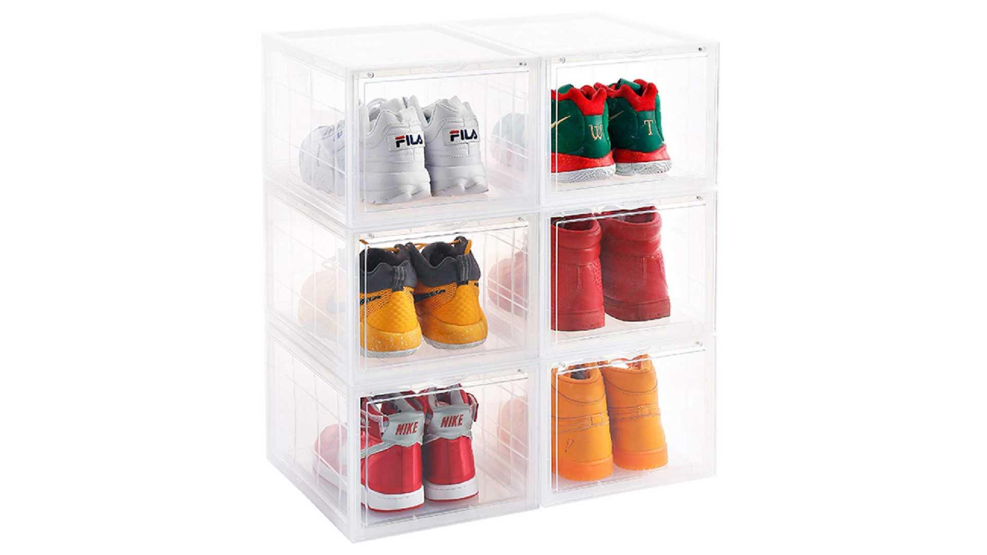 AOTENG STAR Storage Shoes Box