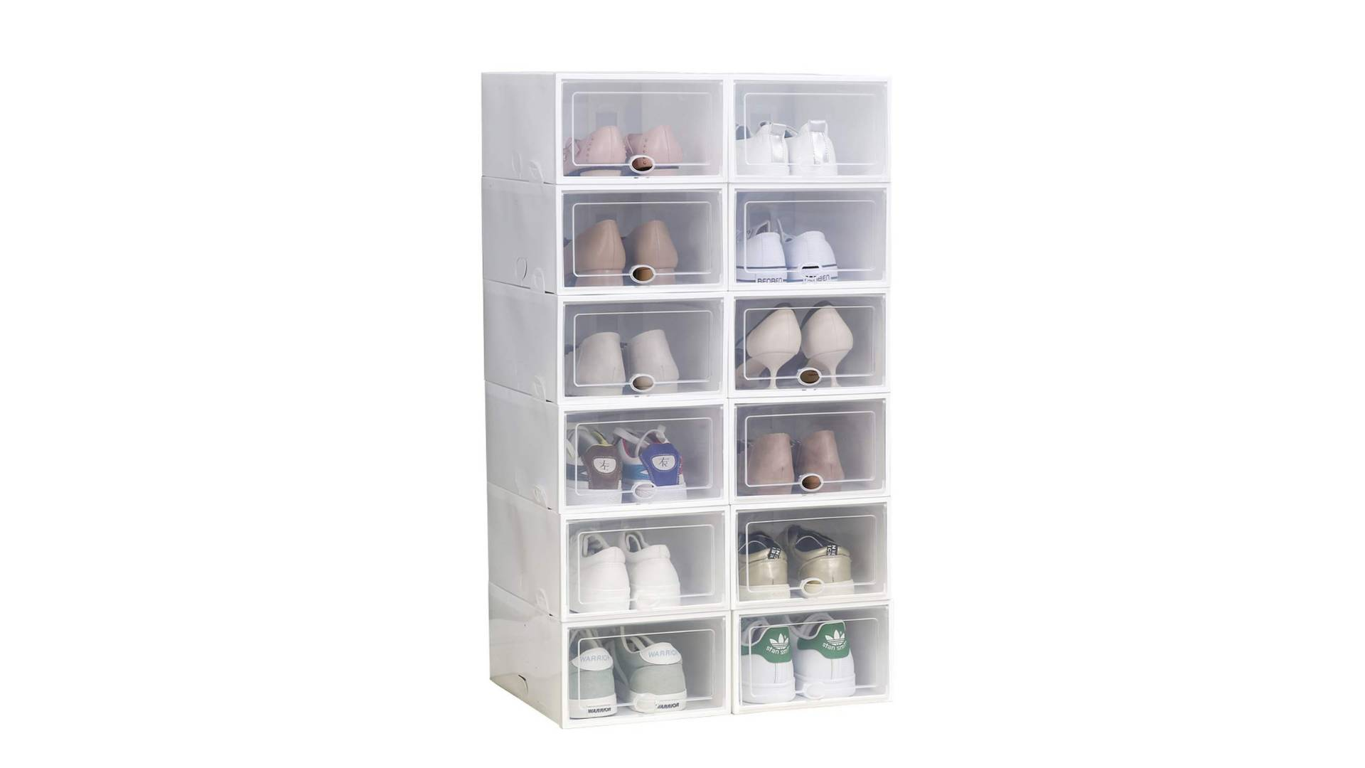 IRONLAND Storage Shoe Box