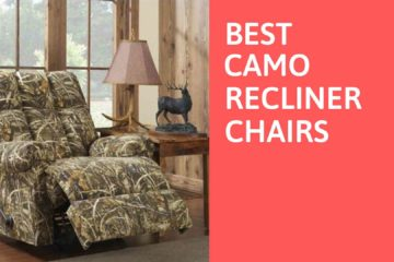 best camo recliner