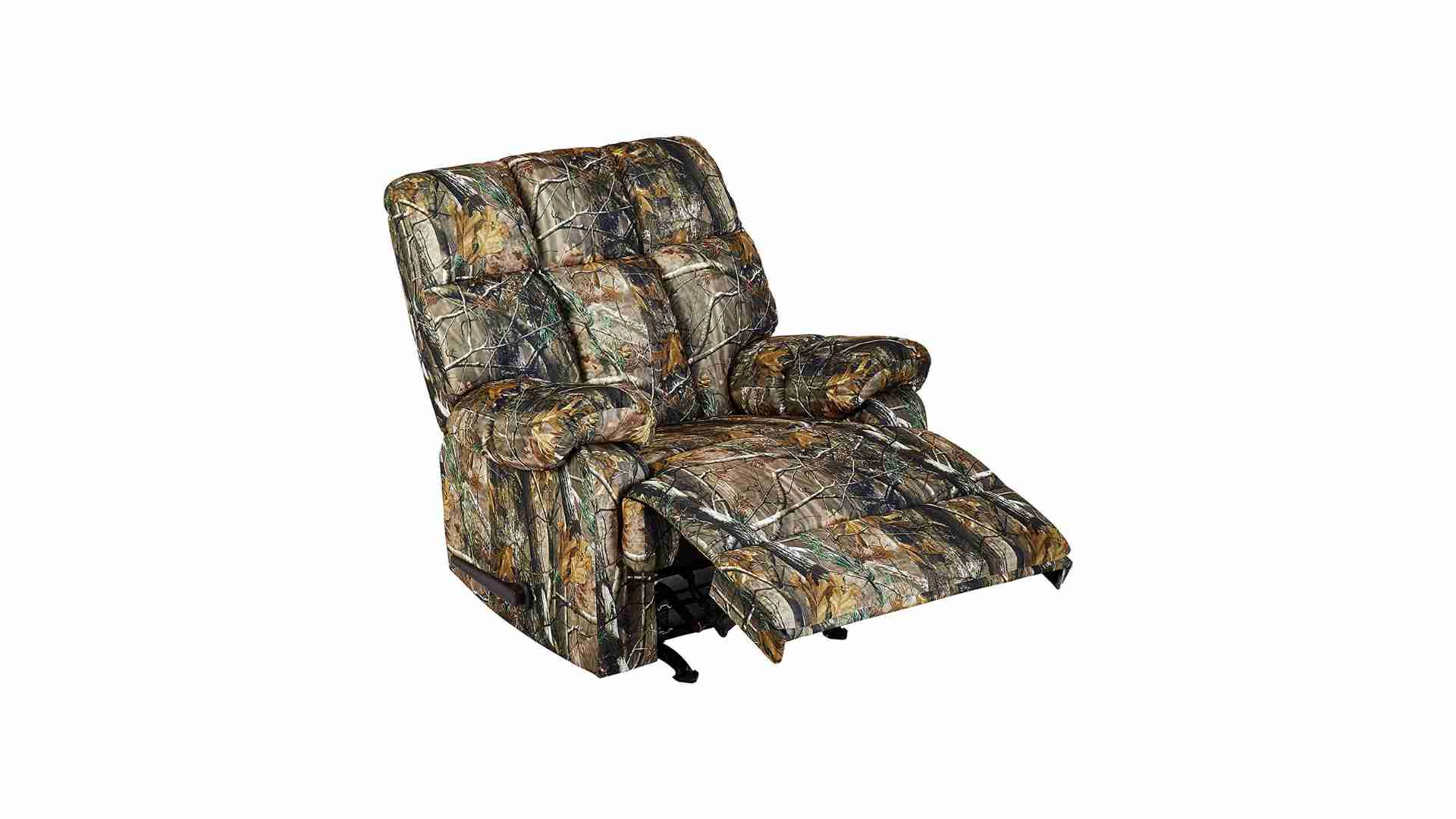 JC Home Liano Rocker Recliner