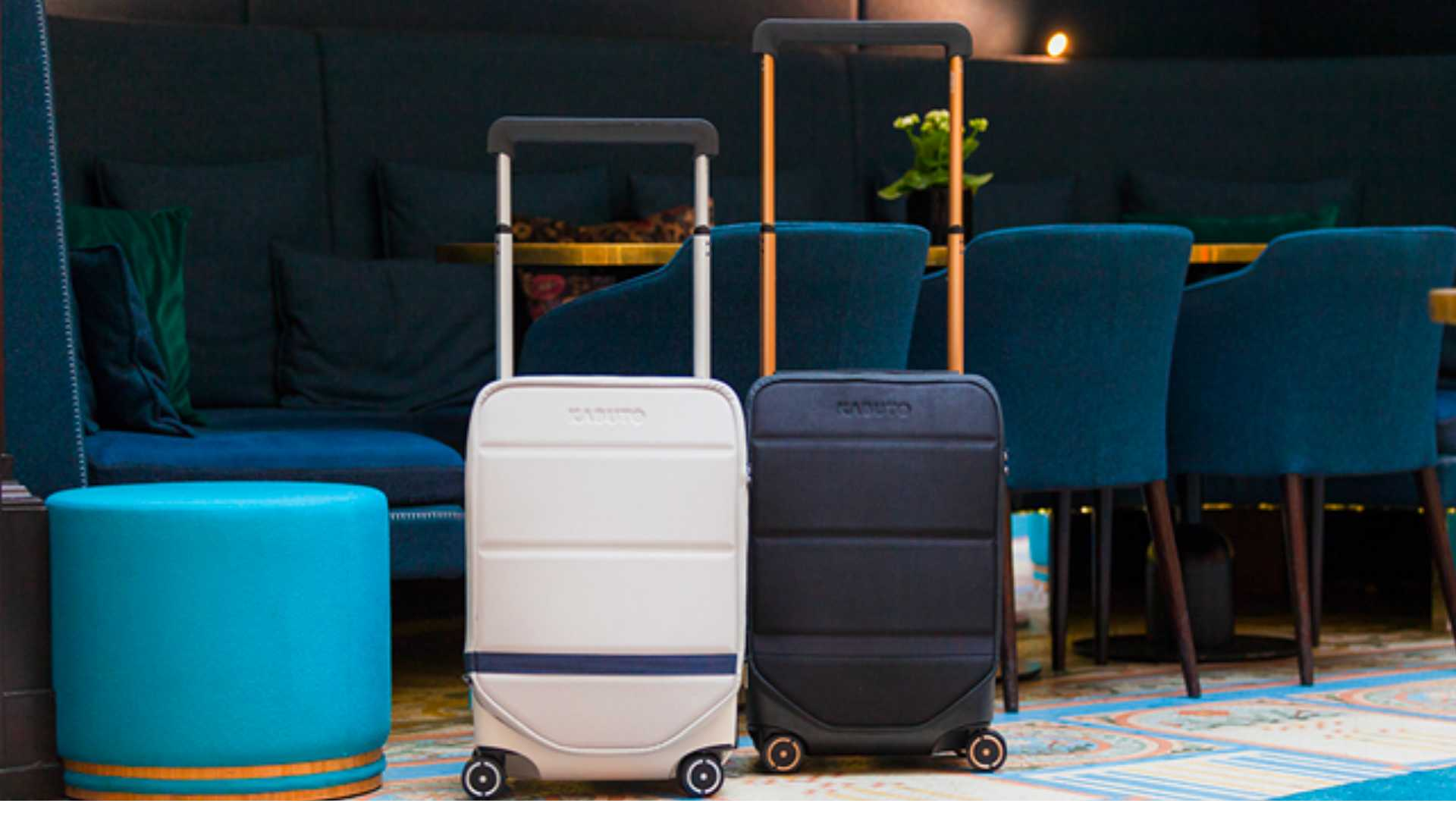 Kabuto Carry-On Suitcase