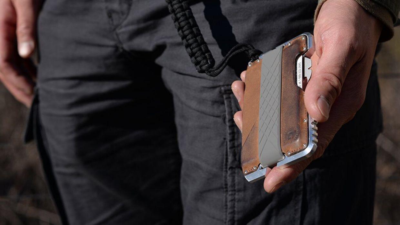 minimalist wallet dango