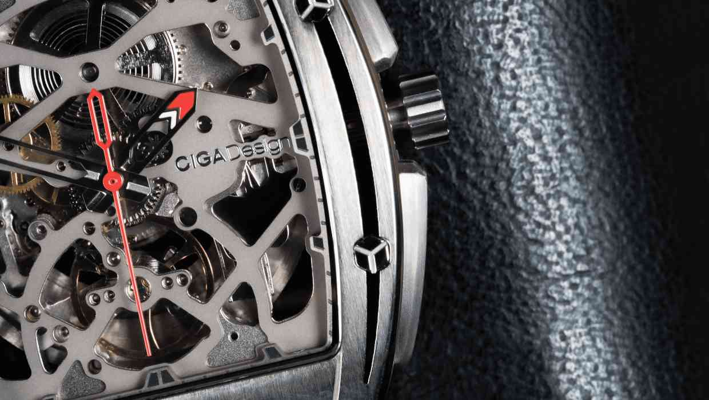 GIGA Design Titanium