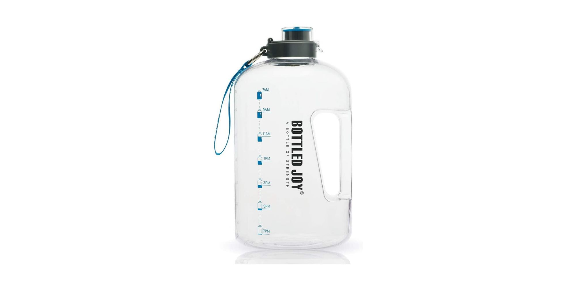 1 gallon BPA-free water bottle