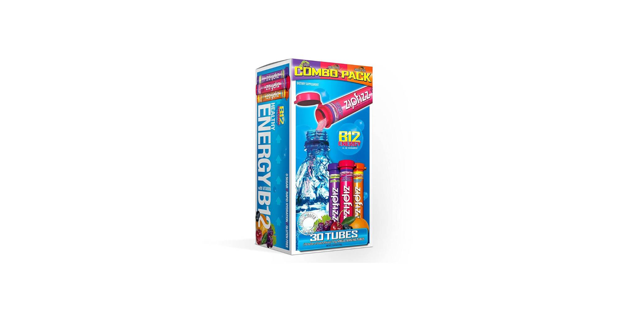 Zipfizz Electrolyte Healthy Energy Drink