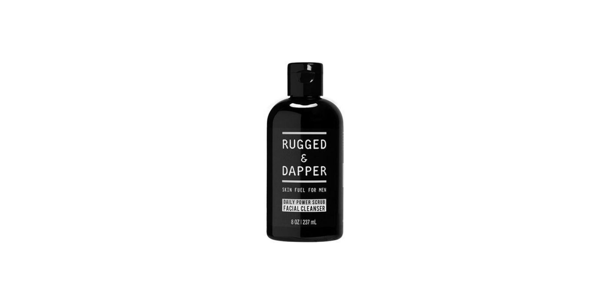 Rugged & Dapper Facial Cleanser For Men