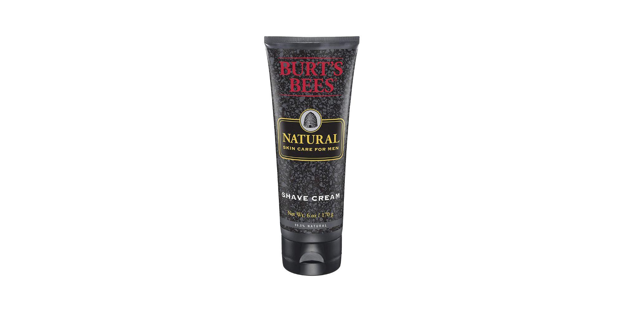 Burt's Bees Natural Skin Care for Men Shave Cream