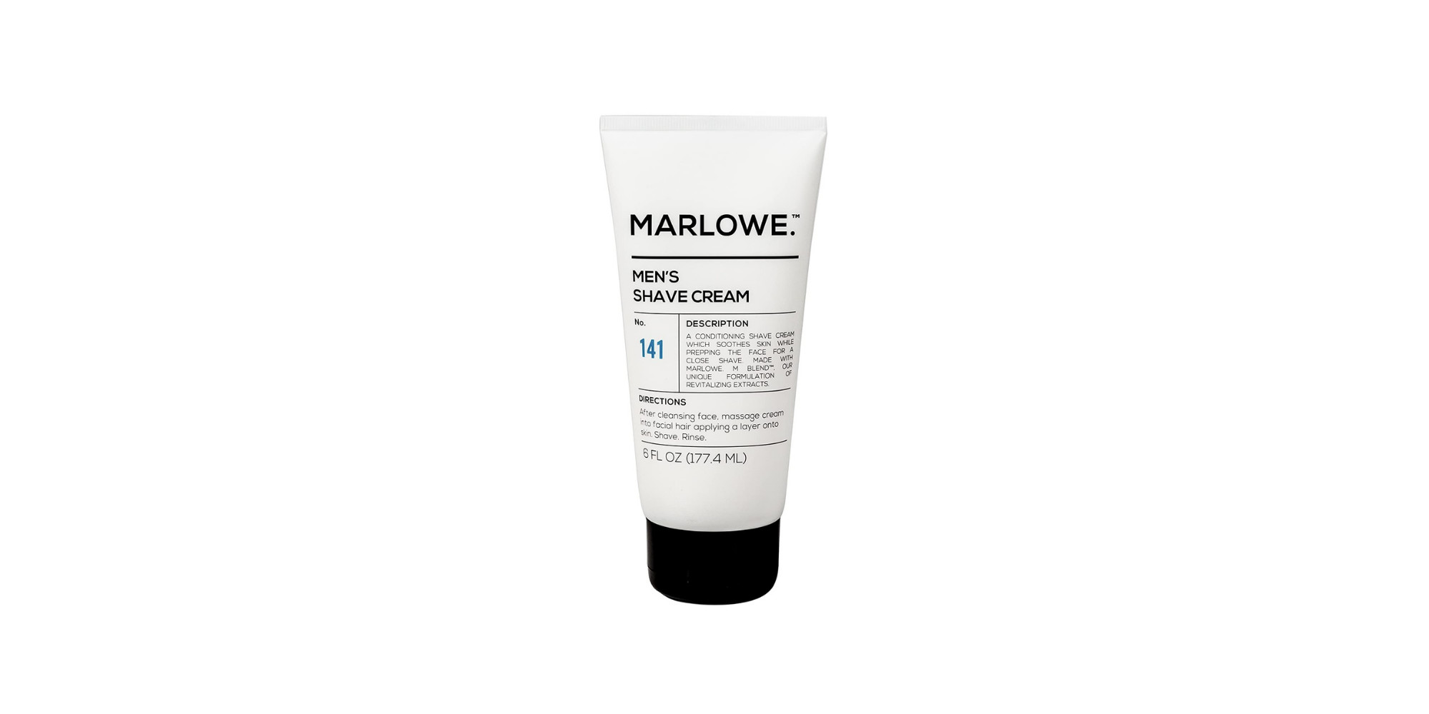 MARLOWE. Shave Cream
