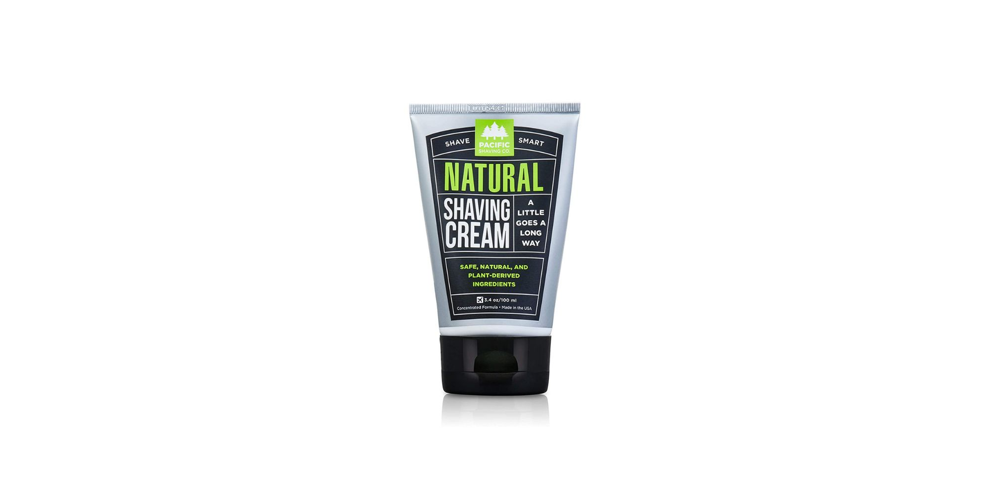 Pacific Shaving Company Natural Shave Cream