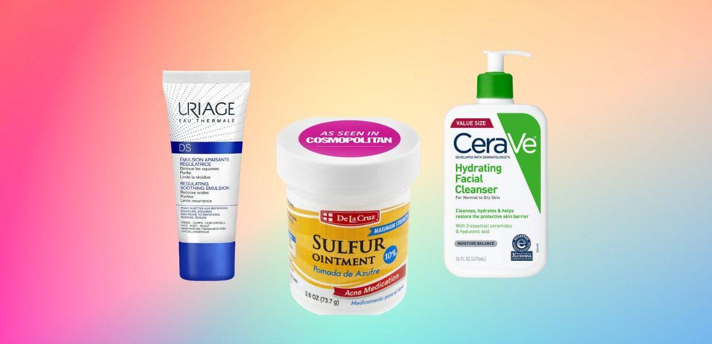 Best moisturizer for seborrheic dermatitis on the face