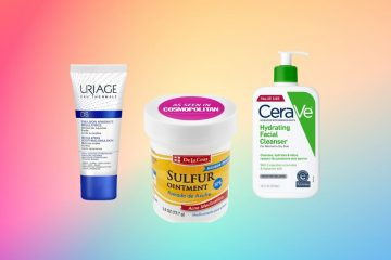 Best moisturizer for seborrheic dermatitis on the face