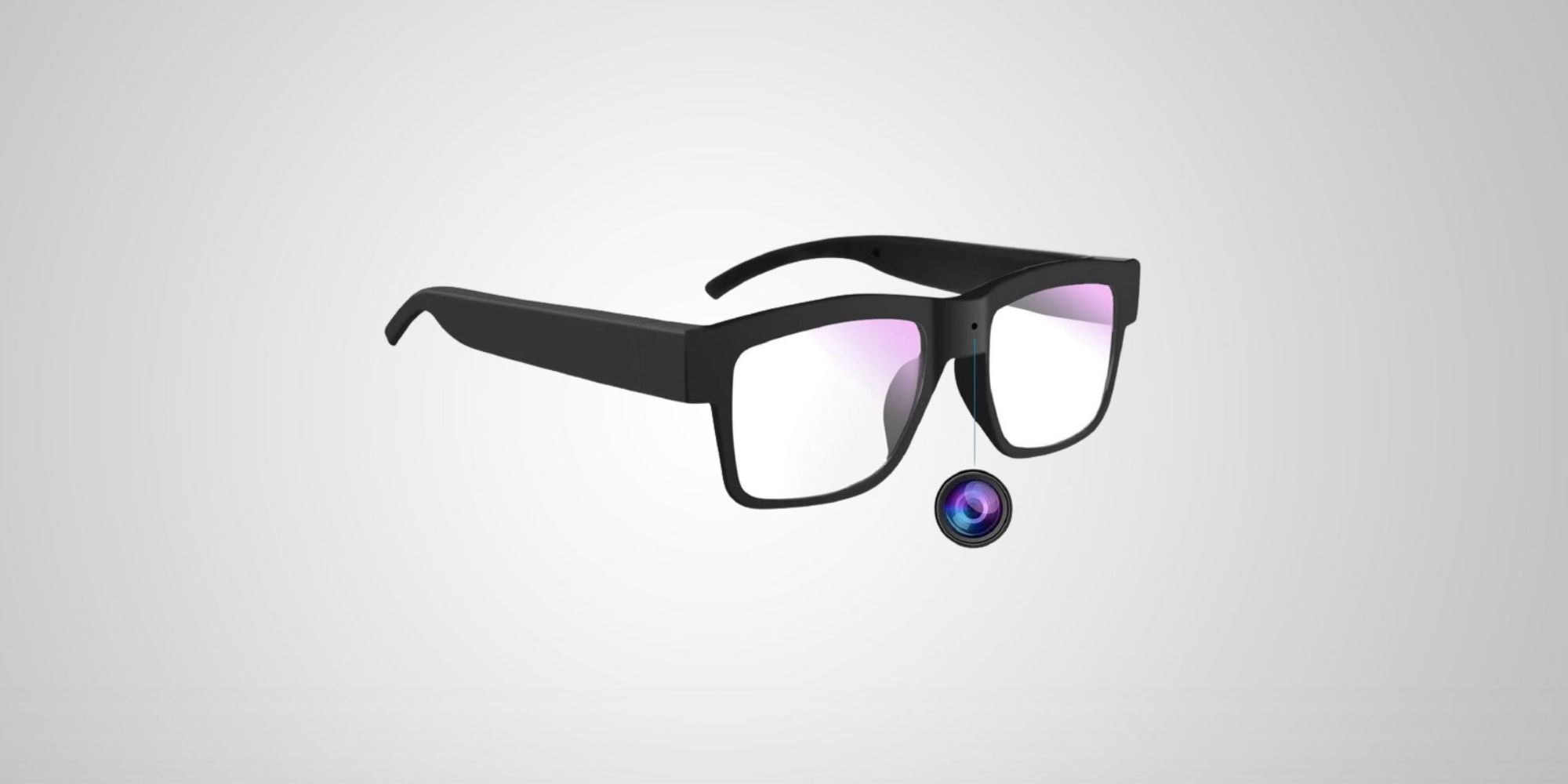Miota Mini Video Glasses Wearable Camera