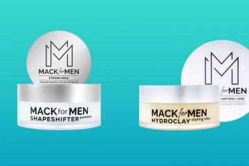 Shapeshifter and HydroClay From Mack For Men
