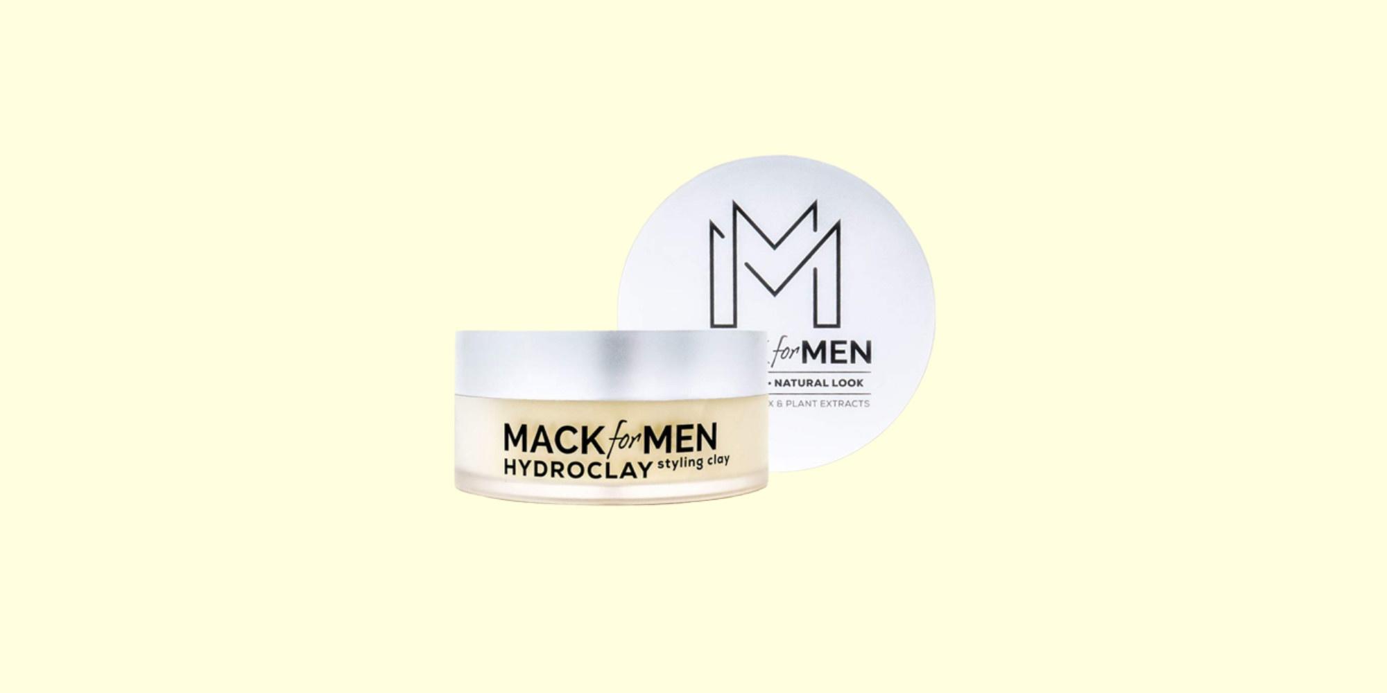 HydroClay Premium Hair Clay for Men