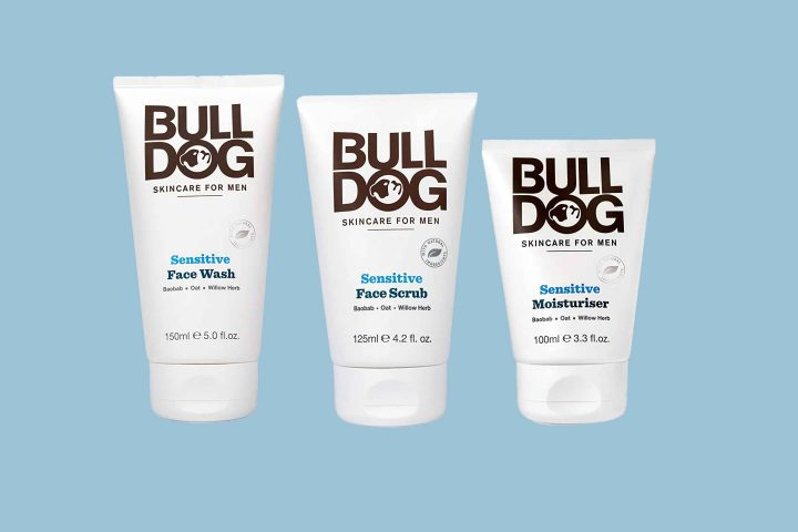 Bulldog Skincare Sensitive Full Face Kit