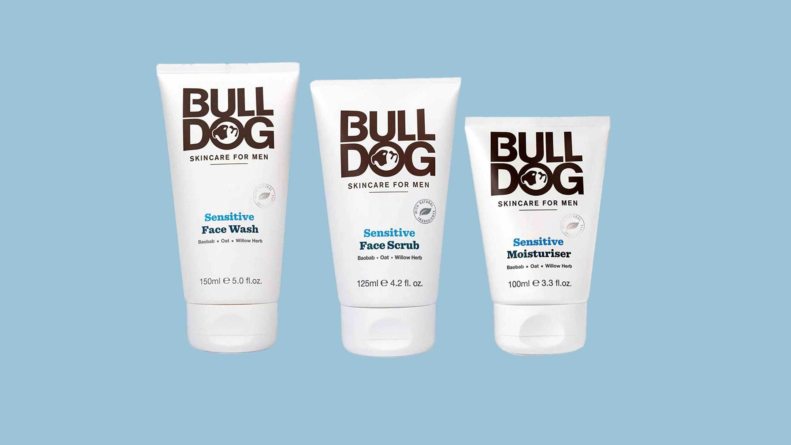 Bulldog Skincare Sensitive Full Face Kit
