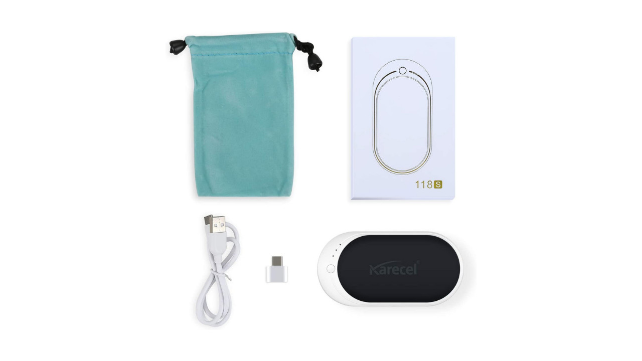 KARECEL Hand Warmer & Rechargeable USB Power Bank