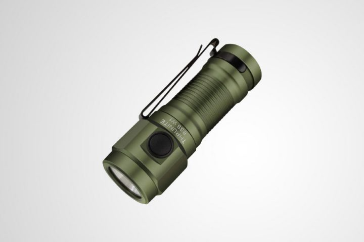 ThruNite BSS W1 EDC Pocket Flashlight