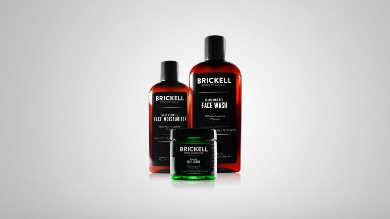 Brickell Men's Daily Advanced Face Care Routine I