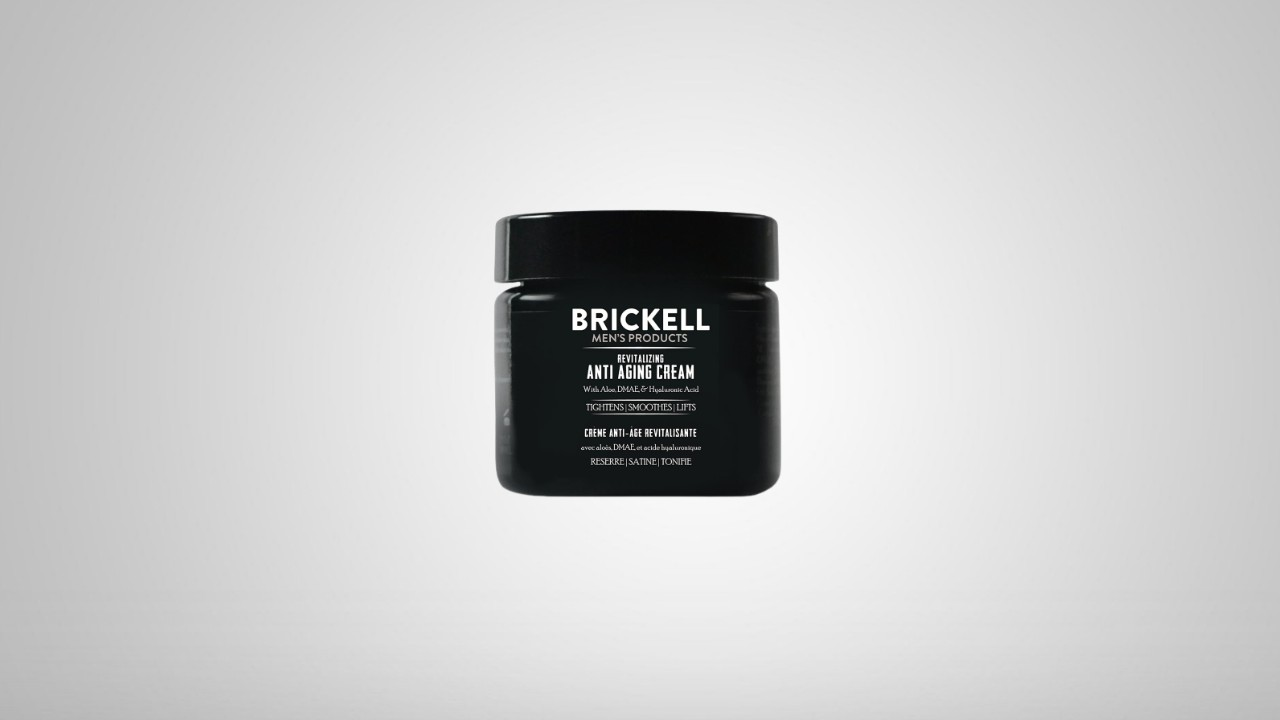Brickell Revitalizing Anti-Aging Cream