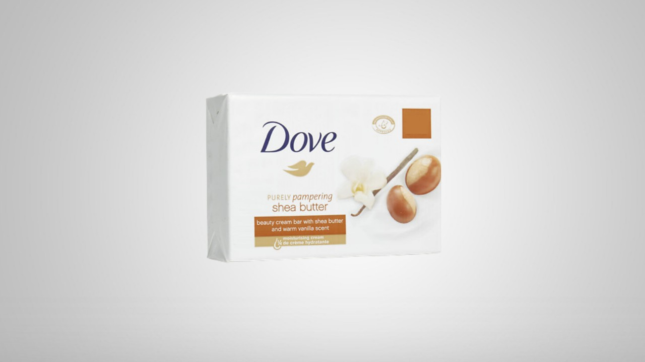 Is Dove Shea Butter Soap Good for Acne