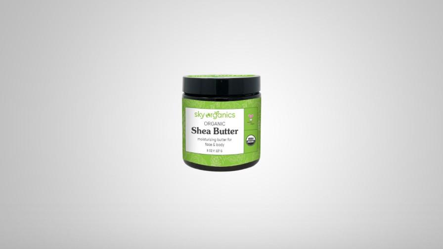 Sky Organics Unrefined Organic Shea Butter
