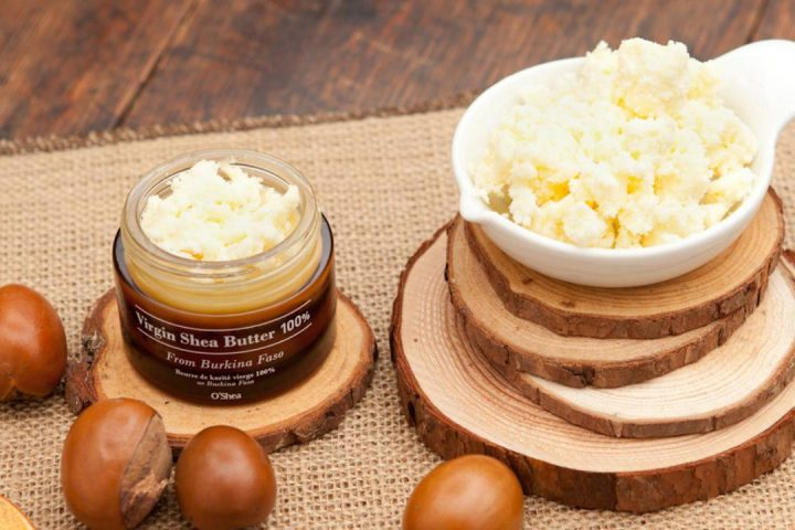 can I use shea butter on my face