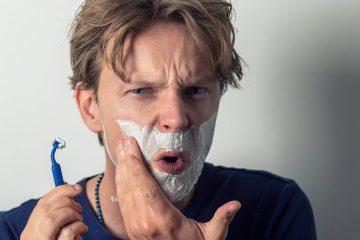 prevent acne after shaving
